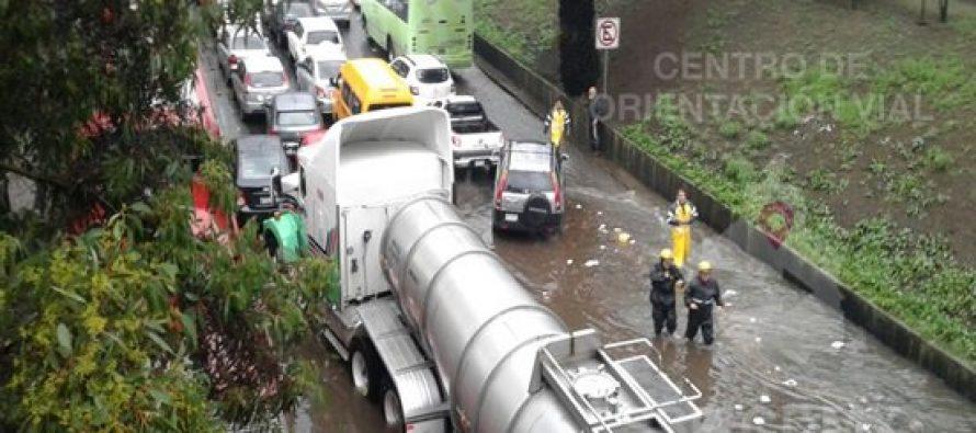 Gustavo A. Madero y Venustiano Carranza, delegaciones más afectadas por aguacero