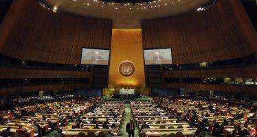 ONU elige nuevos miembros no permanentes del Consejo de Seguridad