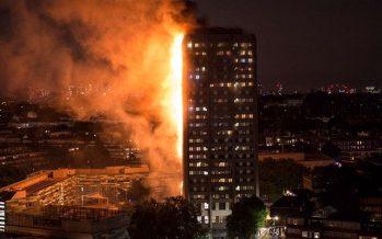 Incendio en edificio de Londres causa al menos 12 muertos y 74 heridos; se temen más víctimas
