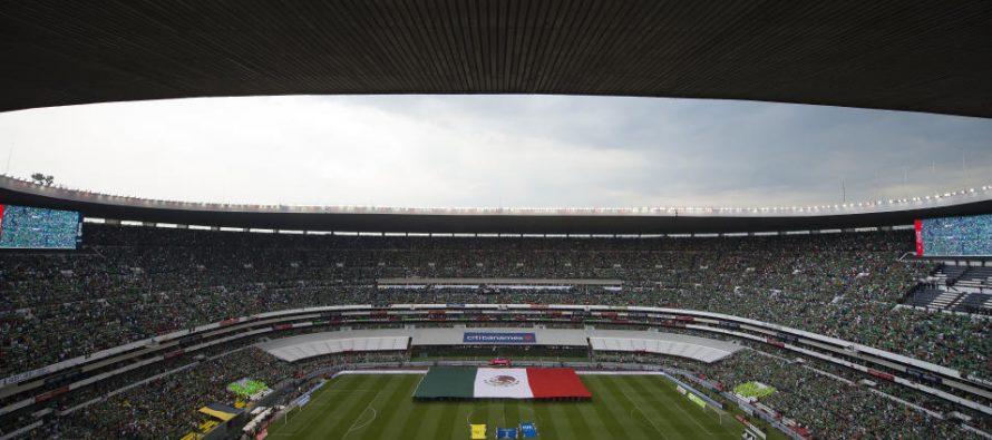 Selecciones de México y EU empatan a uno en el Azteca; afición repudia a Trump
