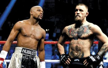 Confirman pelea: Mayweather va contra 'Notorius' McGregor