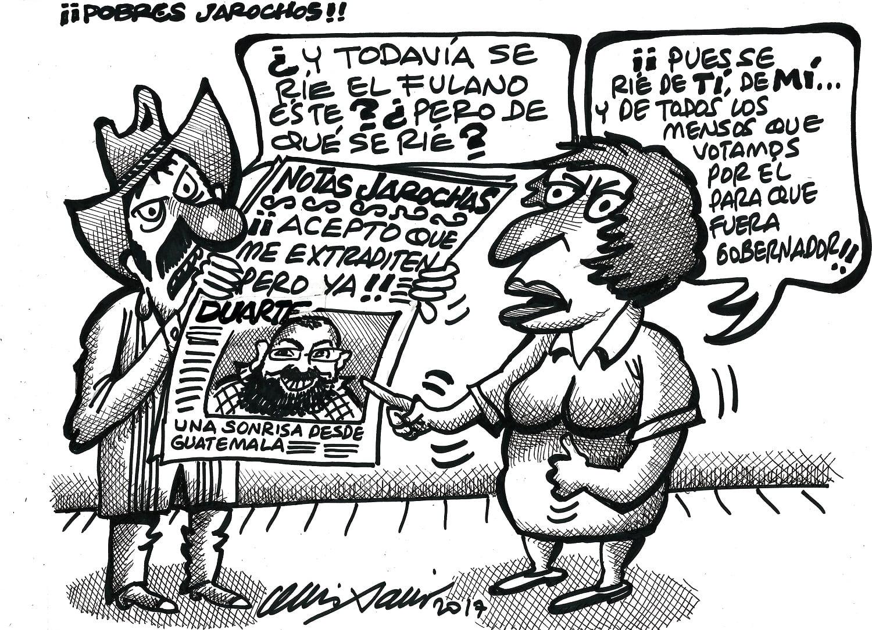 POBRES JAROCHOS. LUIS XAVIER