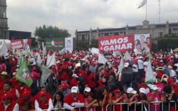Denuncia Morena que Alfredo del Mazo excedió sus gastos de campaña