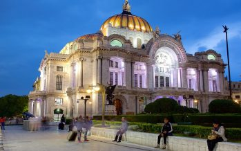 Aumenta el número de turistas que visitan la CDMX: Mancera