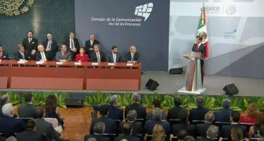 Gobierno de México seguirá siendo respetuoso de la libertad de expresión: EPN