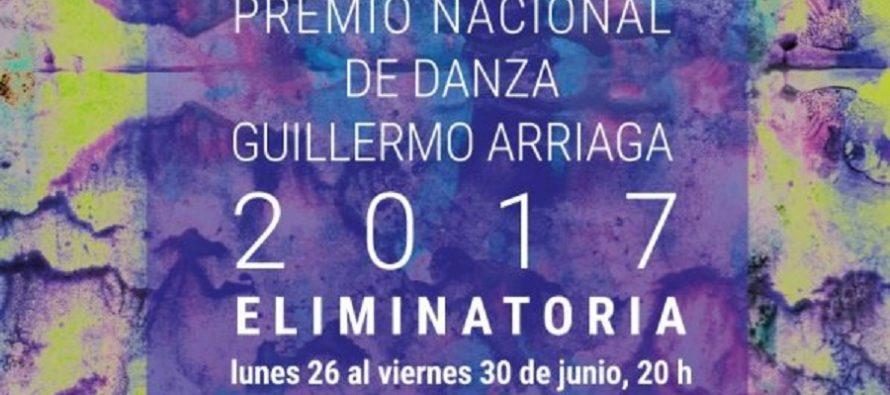Se llevarán a cabo las eliminatorias del Premio Nacional de Danza Guillermo Arriaga