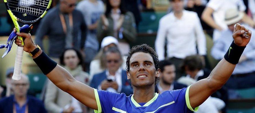Tras ganar a Thiem, Nadal llega a la final en el Roland Garros