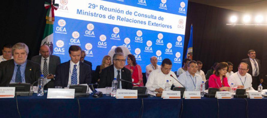 Fracasa propuesta de Videgaray contra Venezuela