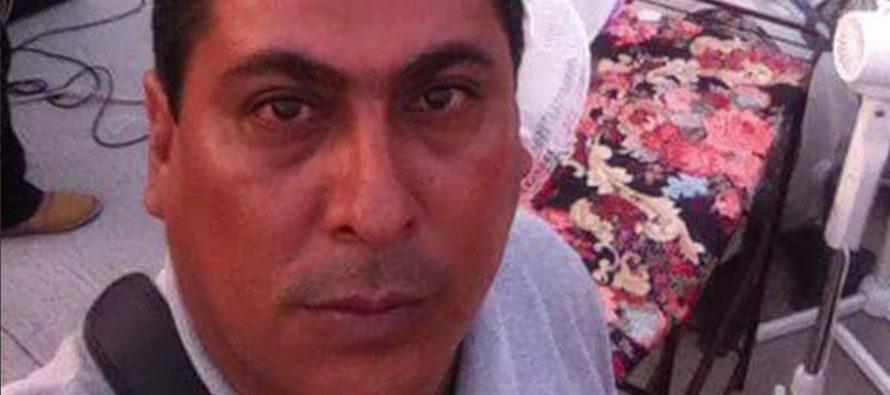 """""""El Chango Peña"""", presunto asesino del periodista Salvador Adame"""