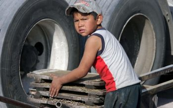 Urgente rescatar a los millones de niños que trabajan en México