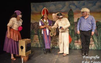 Una Vueltita Más del Grupo Tutiatro de Mexicali se presentó con éxito en el Centro Cultural Carretera 45