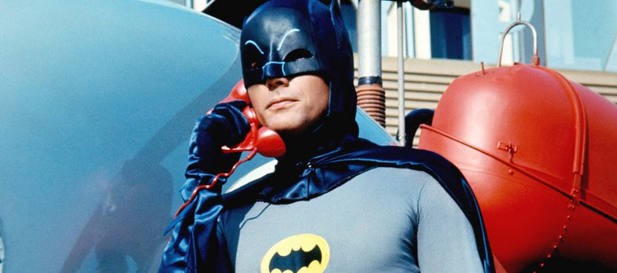 Murió el Batman de la tele, el actor Adam West