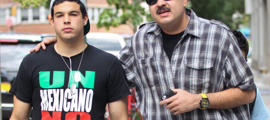Hijo de Pepe Aguilar se declara culpable del delito de tráfico de personas