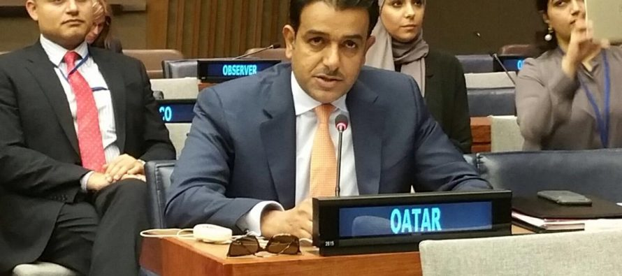 Acercamiento con los talibanes fue a petición de los EU, afirma funcionario qatarí