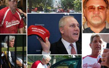 Sigue en estado crítico Steve Scalise, congresista republicano baleado
