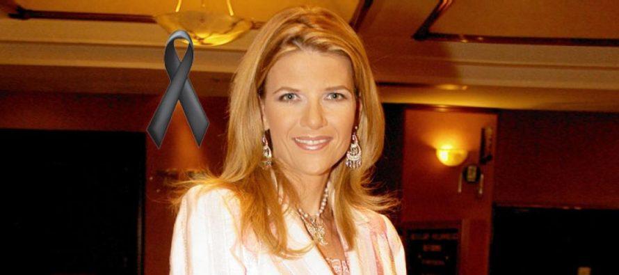 Falleció Ana Winocur, conductora de TV Azteca