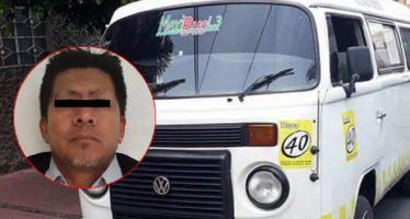 Encarcelan en Neza a asesino de la pequeña Valeria