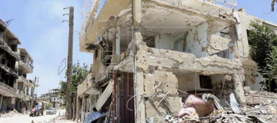 Ataque de la coalición en zona de Al-Bukamal, Siria, deja al menos 23 muertos
