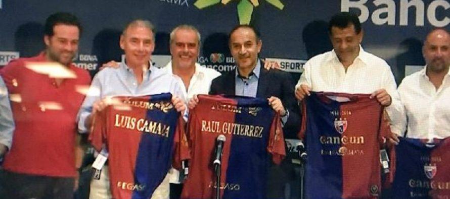 Atlante estrena al 'Potro' Gutiérrez como entrenador; objetivo: la Primera División