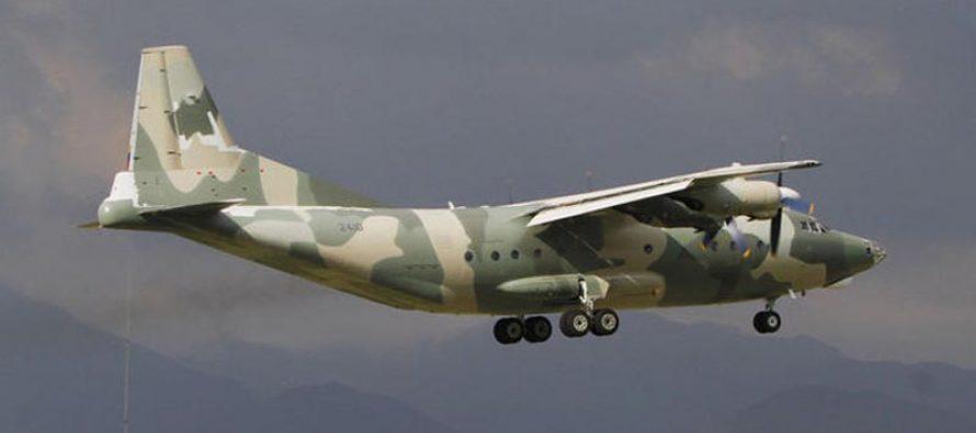 Avión militar de Birmania cae al mar de Andamán con 104 personas a bordo