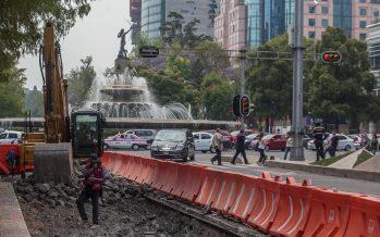 Juez da orden de suspender construcción de la Línea 7 del Metrobús