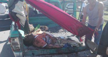 Explosión en Acambay causa al menos un muerto y diez heridos