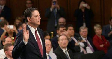 "Comey acusa a Trump de ""mentir, simple y llanamente"" y de intentar ""darle directrices"""