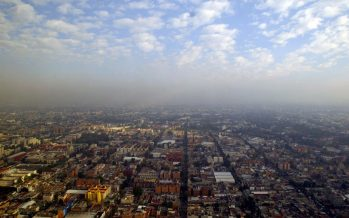 Regular calidad del aire se reporta en la CDMX y Valle de México