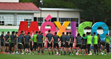 Selección mexicana se prepara con rumbo a la Copa Oro