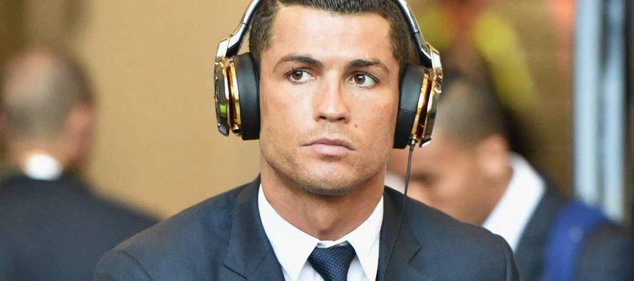 "Cristiano Ronaldo, ""triste y molesto"" por acusación de fraude fiscal"