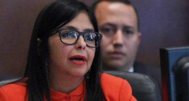 Se 'retira': canciller de Venezuela mantiene participación en la Asamblea de la OEA