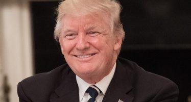 """Presidente Trump se dice """"reivindicado"""" tras declaración de Comey al Senado"""