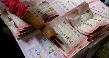 Inicia IEEM recuento de más de dos mil paquetes electorales en el Edomex