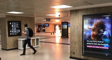 """Explosión en estación de Bruselas pudo ser un """"atentado terrorista"""": Fiscalía de Bélgica"""
