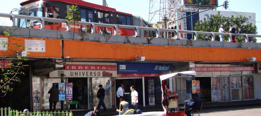 Cerrarán estación Glorieta Insurgentes del Metrobús, por mantenimiento