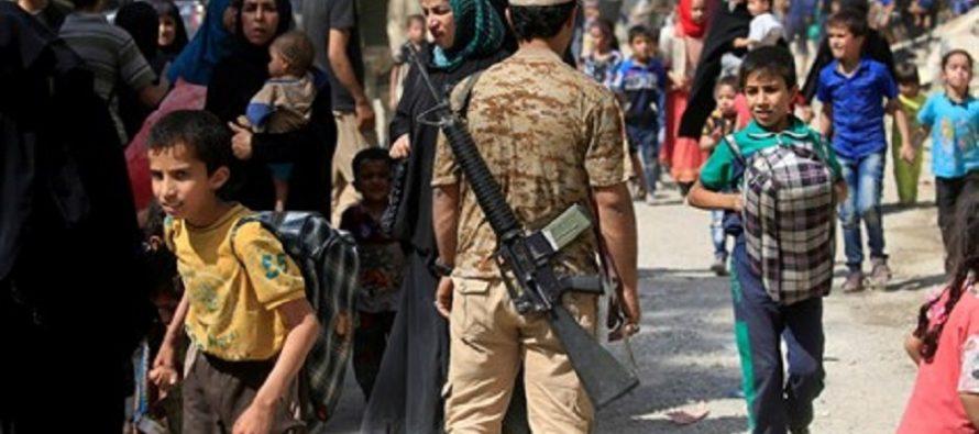 Estado Islámico mata a 163 civiles que intentaban huir de Mosul