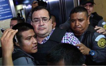 En plazo máximo de 15 días notificarán a Javier Duarte sobre petición de extradición
