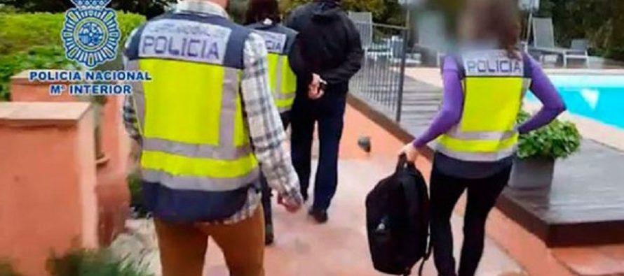 Aprueba gobierno español extraditar a Nava Soria, cómplice de Javier Duarte