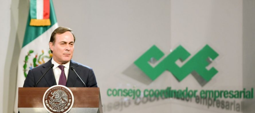Consejo Coordinador Empresarial confirma que se han incrementado los empleos