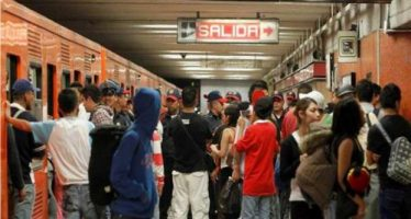 Realizan operativo sorpresa contra delitos en la Línea 1 del Metro