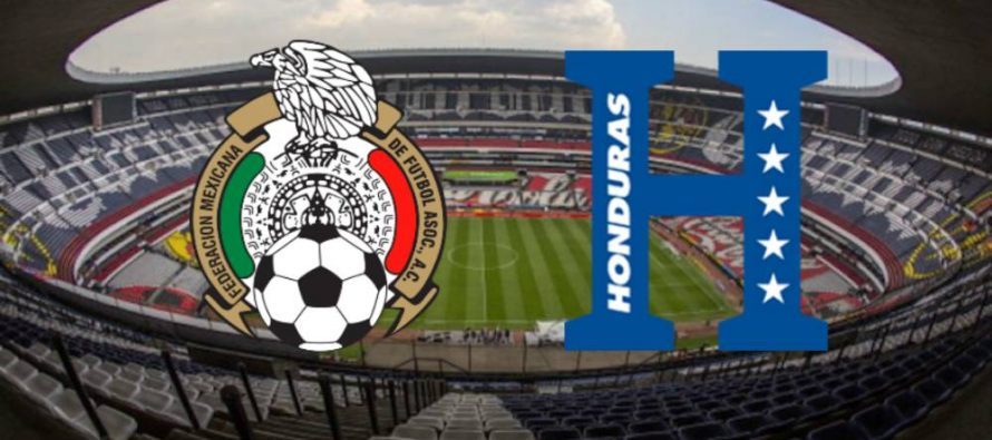 Tri de México golea 3-0 a Honduras; ven a Rusia en el horizonte