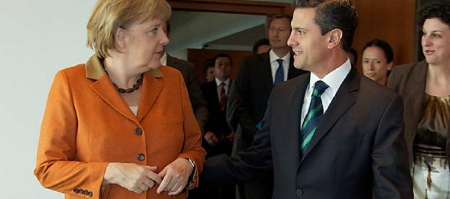 """Mañana visita Angela Merkel a México; """"el mundo sigue abierto"""", dicen analistas"""