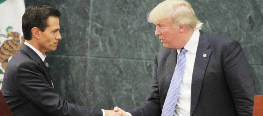 Trump y Peña Nieto se reunirán en el marco de la Cumbre G-20