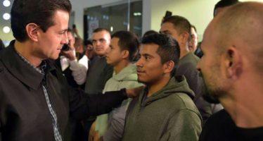 Coparmex y la Secretaría del Trabajo darán ocupación a connacionales repatriados