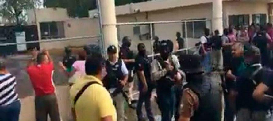 Continúan los disparos en el interior de penal de Ciudad Victoria; hay cuatro muertos