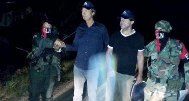 ELN colombiano libera a dos periodistas holandeses