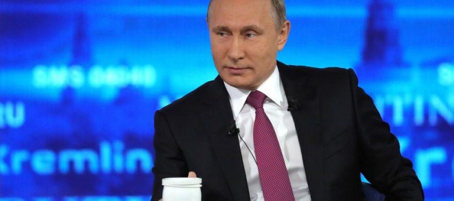 Rusia puede dar asilo a Comey si es víctima de persecución política en EU, dice Putin