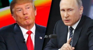 'Cacería de brujas', califica Trump a la investigación sobre injerencia rusa en elecciones