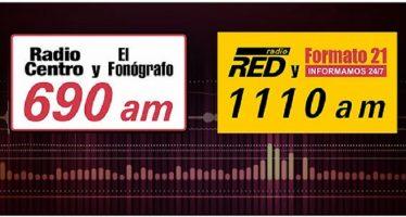 Radio Centro realiza cambios en sus frecuencias de AM; público se desconcierta