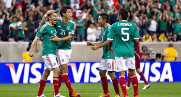 México casi obtiene boleto para el Mundial de Rusia 2018